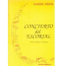 Concierto del Escorial/ Full Score
