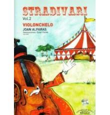 Stradivari Violonchelo Vol. 2   CD
