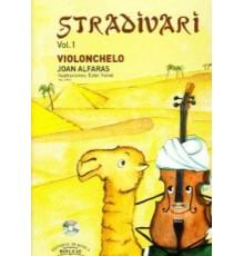 Stradivari Violonchelo Vol. 1   CD