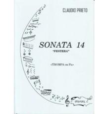 "Sonata 14 ""Festera"""