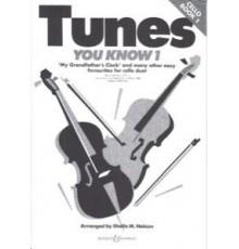 Tunes You Know Vol. 1. Cello Duet