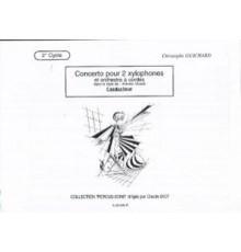 Concerto pour 2 Xylophones et Orchestre/