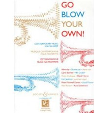 Go Blow Your Own: Contemporary Music for
