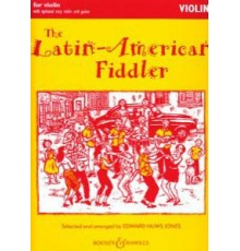 The Latin-American Fiddler for Violin