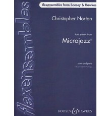 Four Pieces from Microjazz