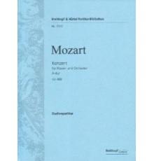Konzert A-Dur KV 488/ Study Score