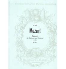 Konzert A-Dur KV 622/ Full Score