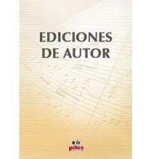 Antología Nº 24/Estudios para un Cantor