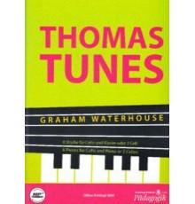 Thomas Tunes.8 Pieces for Cello and Pian