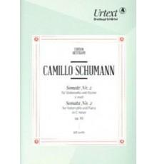 Sonate Nº 2 c moll Op. 99