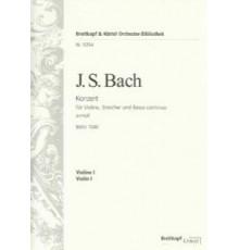 Konzert A moll BWV 1041/ Violín I