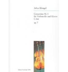 Concertino Nº 1 C-Dur Op. 7