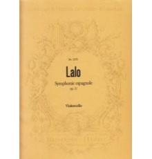 Symphonie Espagnole Op. 21/ Cello
