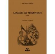 Concierto del Mediterráneo/ Score & Part