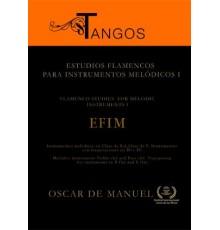 Tangos. Estudios Flamencos para Instru