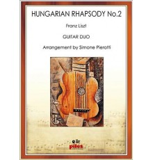 Hungarian Rhapsody Nº 2 - Guitar Duo