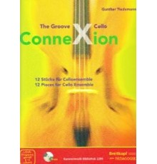 The Groove Cello Connection   CD