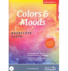 Colors & Moods   CD Heft 1