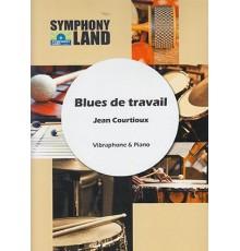 Blues de Travail pour Vibraphone et Pian