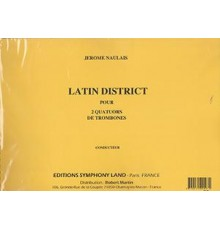 Latin District pour 2 Quatours de