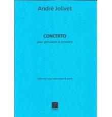 Concerto pour Percussion et Orchestre/ R