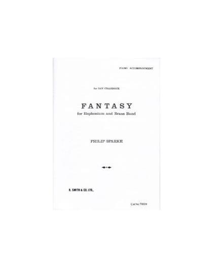 Fantasy for Euphonium/ Red.Pno.