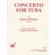 Concerto for Tuba Op. 96/ Red.Pno.
