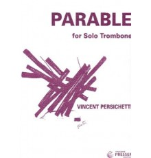 Parable for Solo Trombone