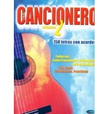 Cancionero.Vol.2, 150 Letras con Acordes