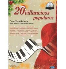 20 Villancicos Populares   CD Vol.1