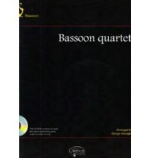 Bassoon Quartet   CD