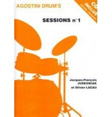 Sessions Nº 1   CD