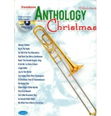 Anthology Christmas   CD Trombone 16 Car