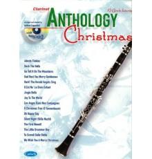 Anthology Christmas   CD Clarinet 16 Car