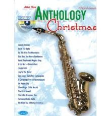 Anthology Christmas   CD Alto Sax 16 Car