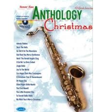 Anthology Christmas   CD Tenor Sax 16 Ca