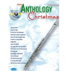 Anthology Christmas   CD Flute 16 Carols