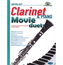 Anthology Clarinet & Piano   CD Movie Du