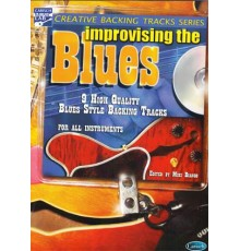 Improvising the Blues   CD