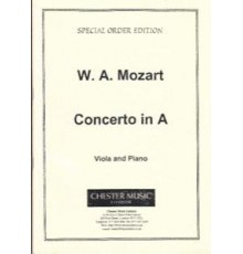 Concerto in A K. 622/ Red.Pno.