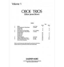 Oboe Trios Vol. 1