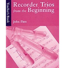 Recorder Trios From The Beginning Teache