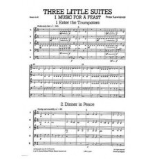 Three  Little Suites