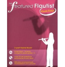 The Featured Flautiste Made Easy   CD