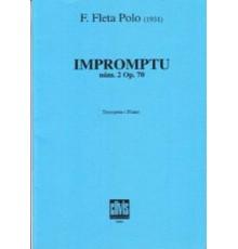 Impromptu Nº 2  Op. 70