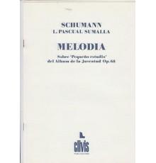 Melodia Sobre un Tema de Schumann