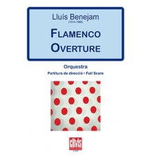 Flamenco Overture/ Full Score