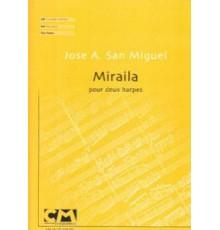 Miraila pour Deux Harpes
