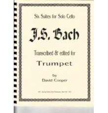 Six Suites for Solo Cello. Trumpet