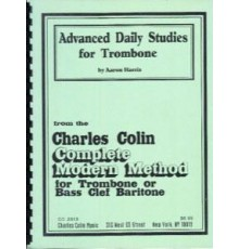 Advanced Daily Studies for Trombone